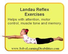 Landau Reflex Exercises