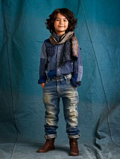 Scotch and Soda Kids Fashion