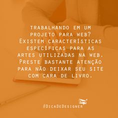 #Dica de #Designer da #BampDM #Design #FicaDica #Marketing