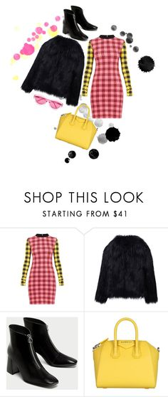 """""""oh na na"""" by angel534 on Polyvore featuring WithChic, Givenchy and Quay"""