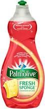 Palmolive fresh sponge soap. My newest product from Influenster. Gets rid of stinky sponges.