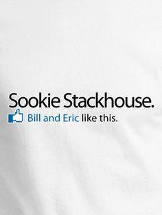True Blood // Sookie // Bill // Eric