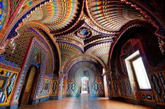Il Castello di Sammezzano (FI), Tuscany,  Province of Florence, Italy