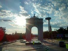 Arco de la Victoria - Moncloa