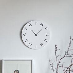 I'm Fucking Late Clock - alt_image_three