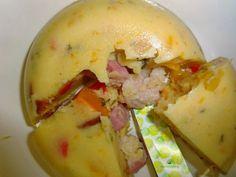 corned pork polenta