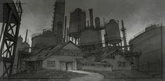 Pencil & Photoshop. 2013. Copyright Marza Animation Planet.