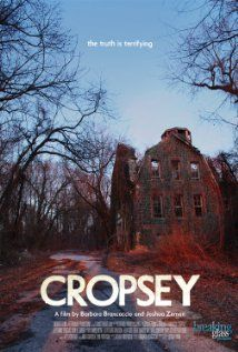 """The movie """"Cropsey"""". An urban legend that actually came true. NY Staten Island Mental Institution. Creepy, disturbing."""