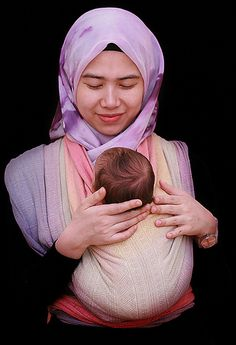Mother and child around the world.