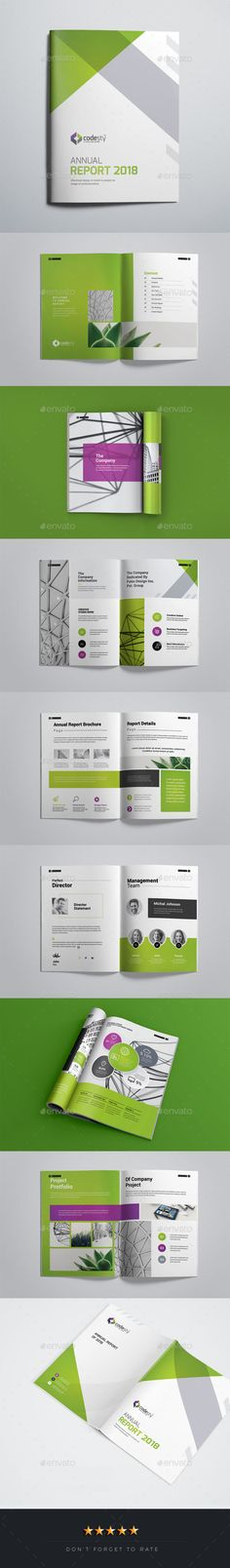 #Annual Report - #Corporate #Brochures