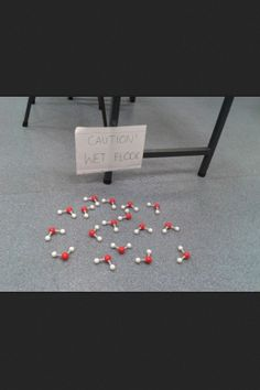 Chemistry humor....those scientists really know how to put a stitch in my side