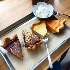 Dough Mama Started In The Small Home Kitchen Of A Clically Trained Pastry Chef Grew To Be Part Daily Fare Notable Columbus Restaurants