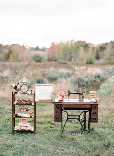 Photography : Ruth Eileen Photography | Event Design : Dunlovely Events & Design | Venue : Applecrest Farm Read More on SMP: http://www.stylemepretty.com/2015/11/26/fall-harvest-wedding-inspiration/