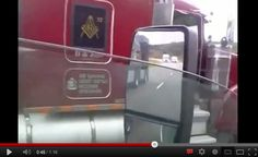 FEMA Drivers Expose Mass Shipments Bullets Coffins – Extermination NOW – 2 Videos ~(Notice the symbol on the side of the truck)