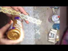 עיצוב אלבומים בעבודת יד - הדרכה - YouTube