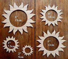 A Wonderful Set Of 5 Different Sized MDF 'Sun' Drawing Templates by Greg Ledder http://www.amazon.co.uk/dp/B011KYZA3G/ref=cm_sw_r_pi_dp_dWrPvb1AWHKRN