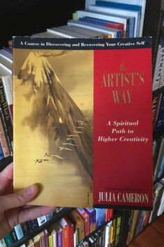 The Artist's Way: A Spiritual Path to Higher Creativity by Julia Cameron #morningnotes #morningrituals Spiritual Healer, Spiritual Path, Spirituality, Morning Meditation, Morning Ritual, Julia Cameron, The Artist's Way, Life Changing Books, Your Life