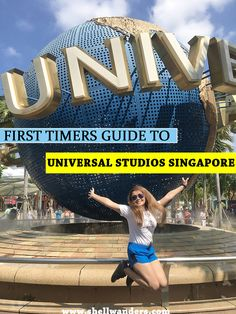 Universal Studios Singapore Tips, Navigating your way inside Universal Studios Singapore, How to get to Universal Studios Singapore, Best rides in USS Singapore Guide, Singapore Travel, Singapore Outfit, Universal Studios Singapore, Girls Channel, Travel Aesthetic, Hotel Reviews, Tour Guide, Cool Places To Visit