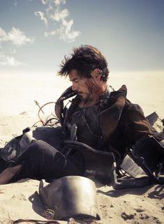 Tony Stark - fallen angel