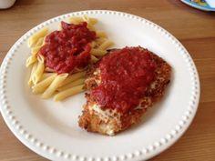 Chicken Parmesan from America's Test Kitchen