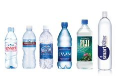 Is nothing sacred? Now we have to read the label on bottled water? You would think 'water' is the only ingredient, but you'd be wrong. In fact, you'd be amazed what some companies are adding to their water. Fast Weight Loss, Healthy Weight Loss, How To Lose Weight Fast, Mineral Water Brands, Agua Mineral, Water Branding, Drink Plenty Of Water, Bad Food, Water Fasting