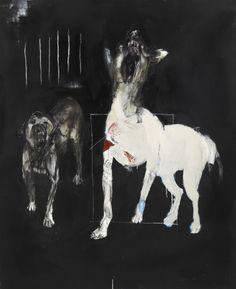 artexpansion:  Charlie Isoe Berliner Hunde 2009
