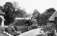 wherwell england  | ... , Nostalgic Pictures of Wherwell in Hampshire « yourlocalweb