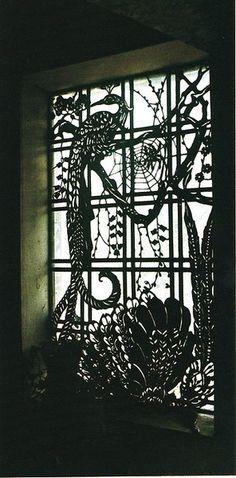 Window Sillouette