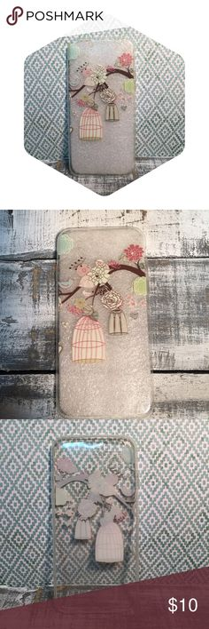 Floral Birdcage iPhone 5 case Brand new Floral Birdcage iPhone 5 case! Love this one! Super cute! Accessories Phone Cases
