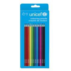 Ecco la scatolina con le matite colorate UNICEF per rendere più allegro il rientro a scuola.  http://regali.unicef.it/index.php/biglietti-e-regali/cartoleria/matite-colorate.html