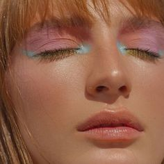 hottest makeup looks , colored wing eyeliner, rhinestone eye makeup , makeup trends 53 Hottest eye makeup looks, euphoria makeup looks Makeup Trends, Makeup Inspo, Makeup Art, Makeup Inspiration, Makeup Tips, Hair Makeup, Makeup Ideas, Makeup Style, Makeup Products
