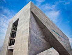 Universidad de Monterrey - Tadao Ando.