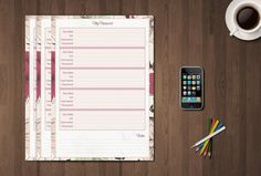 Printable Insert My Password for Filofax A5 di GraphicWithLove