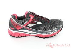 d71214184bf BROOKS Glycerin 10 womens running shoe Diva Pink Anthracite Silver  Australian Capital Territory