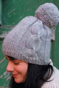 Ariosa Pom-Pom Hat