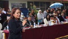 MICHOACÁN SERÍA VANGUARDIA AL INSTAURAR MAESTROS SOMBRA EN EL SISTEMA EDUCATIVO DEL ESTADO: ANDREA VILLANUEVA