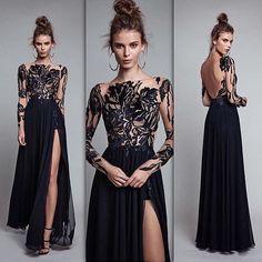 #vestido #vestidos #vestidodefesta #vestidolongo #vestidopreto #vestidofenda #vestidodemadrinha #vestidodeformatura #vestidodeluxo #dress #dresses #luxurydress #blackdress