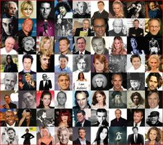 These folks share something in common, other than being celebrities, they're all dyslexic! #JemicySchool