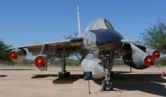 B58 Hustler Pima Air & Space Museum
