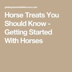 Horse Treats - I had no idea fenugreek would be the flavor in 2 separate studies held 9 years apart. What the heck is fenugreek anyway? Horse Treats, Treat Yourself, Get Started, Horses, Horse