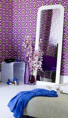 sixties wallpaper (photo by ?)
