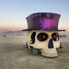 Burning Man 2013 : les images allumées du festival