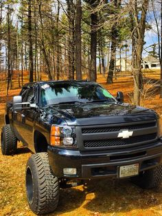 Chevy truck off-roading #chevy #truck