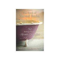 Book of Sacred Baths by Paulette Kouffman Sherman