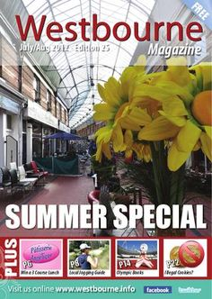 Summer in Westbourne - July August 2012