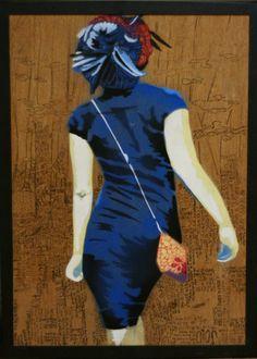 size 40 a448e 0b38d Kathrina Rupit, Street artist mexicana residente de Irlanda