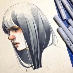 Zeichnungen von Elfandiary