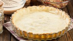 Just Desserts, Dessert Recipes, Sweet Pizza, Perfect Pie Crust, Baking And Pastry, Dough Recipe, Sweet Tooth, Cooking Recipes, Pie Recipes
