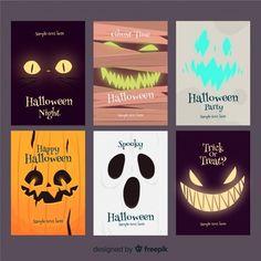 halloween poster halloween 2019 Terrific halloween card collection with flat design 784259722594433743 Halloween Flyer, Halloween Vector, Halloween Poster, Halloween Banner, Halloween Books, Halloween Night, Halloween Cards, Spooky Halloween, Halloween Themes