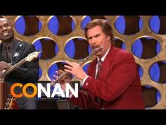 "Ron Burgundy's ""Anchorman"" Announcement - CONAN on TBS - http://beauty.positivelifemagazine.com/ron-burgundys-anchorman-announcement-conan-on-tbs/ http://img.youtube.com/vi/MrNA7RjU91I/0.jpg"